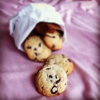 Kell egy recept: Choc. chip cookies