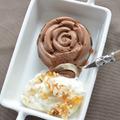 Majdnem: Klasszikus csokoládé mousse mogyoró praliné habbal