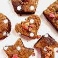 Brownie helyett: Céklás-csokoládés sütemény