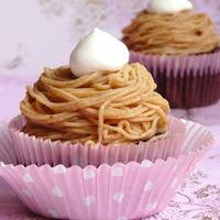 Cupcake stílusosan: Mont Blanc