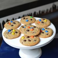 Mindig még jobb: M&M's keksz