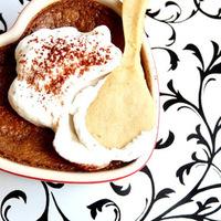 Ami nem annak látszik: Csokoládés sajttorta kekszkanállal