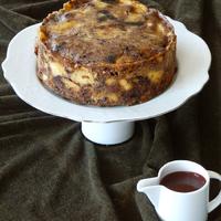 Afterparty: Langyos kalácspuding torta