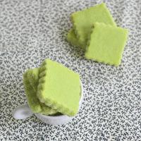 Örökzöld: Matcha keksz
