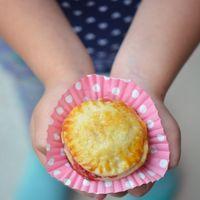Gyerekkézbe tervezve: Hand pie eperrel