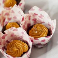 Hogyan készült? Csokis-mogyorós mini cupcake