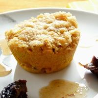Gyerünk a suliba be: Fenyőmagos-sütőtökös sütemény Armagnacban marinált aszalt szilvával