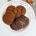 Újra itt a nyitás után! A tökéletes melaszos gyömbérkeksz és rozslisztes sós csokis keksz