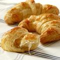 Hajtogatott élesztős III.: Croissant