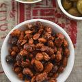 Édes-sós snack: Marokkói fűszeres magvak
