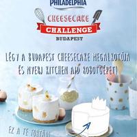 Budapest cheesecake: A tiéd a legjobb?