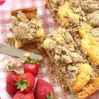 Morzsát csinálj, ne süteményt: New York-style crumb cake