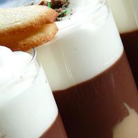 Nagyi in style: Mogyorós-tejcsokoládés puding és langues de chat