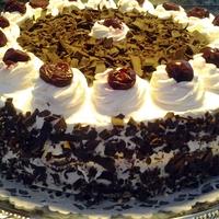 Receptverseny/November: Fekete erdő torta