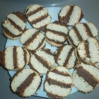 Receptverseny/Augusztus: Csíkos sütemény
