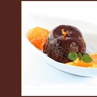 Repertverseny/Március: Csokoládészuflé narancslekvárral