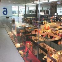Nyírfacukor a barcelonai Alimentaria 2012-n