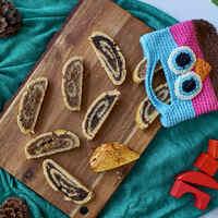 Hello karácsony! Aszalt gyümölcsökkel turbózott gluténmentes beigli