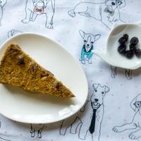 A nagy jolly joker cukormentes süteményként - mákos batáta pie