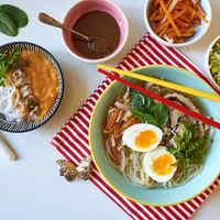 Sült húsos leves ünnepi gazdagon - szoptatás- és karanténbarát, babaverzióban is