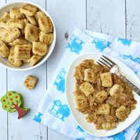 Csipi gluténmentes káposztás gnocchija - Hatéves a konyhában