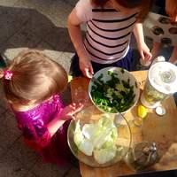 A legegészségesebb buli chia tortával és 5 elemes tanácsokkal