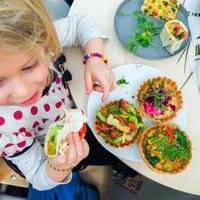 Ilyen is kell néha: színes superfoodos reggeli a belvárosban
