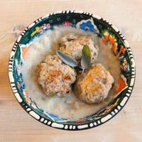 Húsgombócok kókusztejes zelleres szósszal - gyerek + baba verzióban