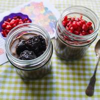 Superfood sláger cukor nélkül: karobos chiakrém