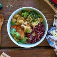 Nincs ötleted, mit főzz, ami egészséges és gyors? Megment a Buddha-tál