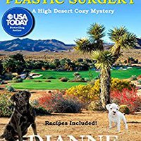 NEW Murdered By Plastic Surgery: A High Desert Cozy Mystery. Enheder revealed estilo while print