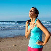 Hogyan kell helyesen lélegezni edzés közben?
