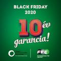 Black Friday időgépünk: jövőre már 10 év garancia és a tervezett elavulás betiltása