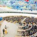 Kína belefojtotta a szót a hongkongi aktivistába az ENSZ fórumon