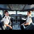 Emirates' Superwomen Airbus A380 Flight to San Francisco | International Women's Day 2018