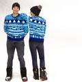 MEGACUKI: repcsis KLM pulcsi karácsonyra