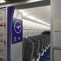 Befellegzett a generálszendvicseknek - A Lufthansa minden osztályon újít, rövid távon is