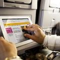 VÉGRE: fedélzeti INTERNET a Lufthansa európai járatain!