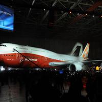Megérkezett a legújabb Jumbo, itt a 747-8 Intercontinental!
