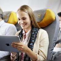 Ingyen internetezhetsz a Lufthansa nagygépein!