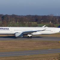 Breaking! Budapestre jön a Lufthansa Airbus A350-es óriásgépe!
