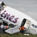 Mindenki túlélte a repülő becsapódását - egy 737-800-assal kevesebb