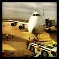 Különjárat a 747-8i-vel: Unique for Munich