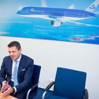 5830d3eb31a8 KLM-vezér: a digitális fejlesztések hozzák a sikereket
