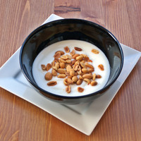 Joghurt földimogyoróval