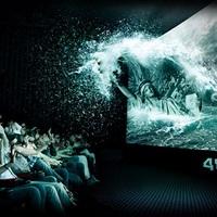 Mi fán terem a 4DX mozi?