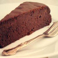 Krémes csokoládés gesztenyetorta