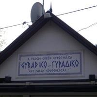 Gyradiko: görögök a Rómain