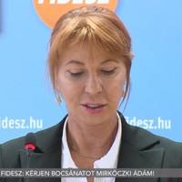 Porondon Eger egyik legvállalhatatlanabb fideszes politikusa