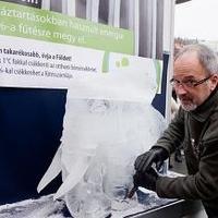 A környezetvédelmi miniszter Egerben